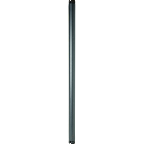 "Peerless-AV EXT018-AB 18"" Antimicrobial Fixed Length Extension Column (Black)"