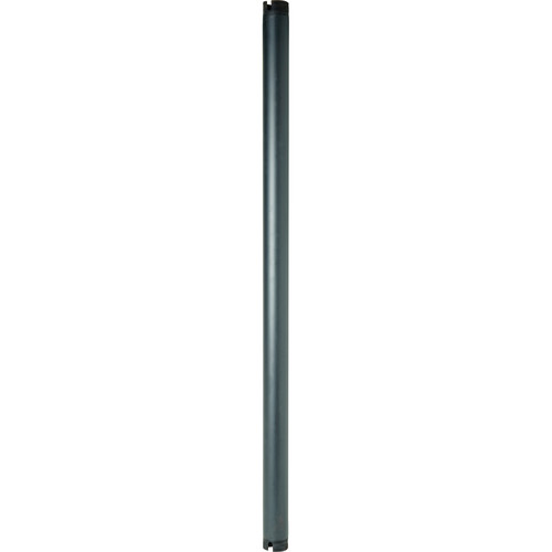 Peerless-AV EXT105-AB Antimicrobial Fixed Length Extension Column (Black)