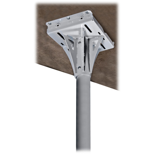 Peerless-AV FPECMC-04 Concrete Ceiling Mount for Protective Enclosures (4')