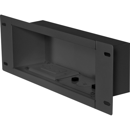Peerless-AV IBA3AC Recessed Cable Management and Power Storage Accessory Box