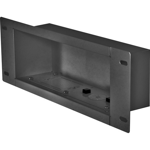 Peerless-AV IBA3 Recessed Cable Management and Power Storage Accessory Box