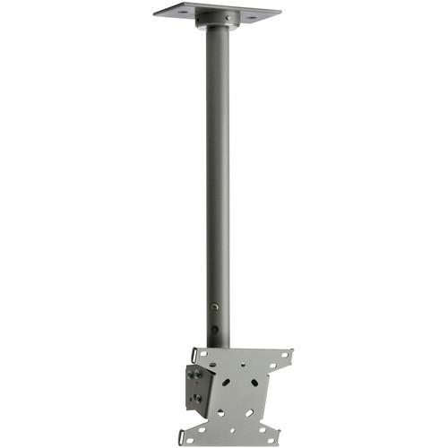 """Peerless-AV LCD 18-30"""" Ceiling Mount (Silver)"""