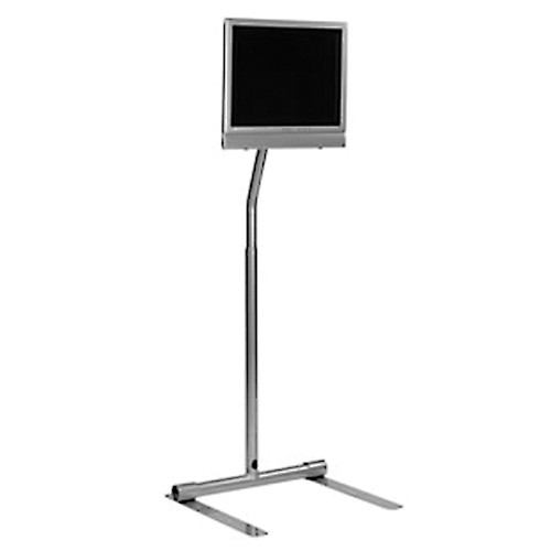"Peerless-AV LCFS-100 Pedestal Stand for 13 to 30"" LCD TVs - Black"