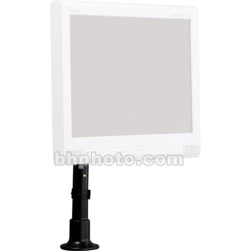 Peerless-AV Peerless Height Adjustable LCD Screen Desktop Mount - Direct Mount - Black