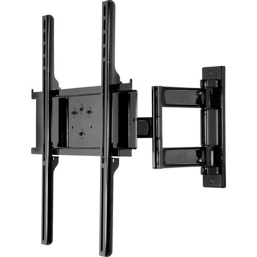 Peerless Industries PA746F Universal Articulating Wall Arm (Gloss Black)