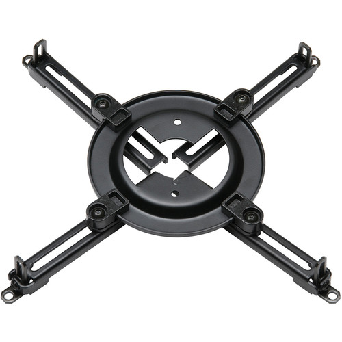Peerless-AV Universal Projector Adapter Plate (Black)