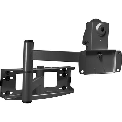 Peerless-AV Articulating Wall Arm, Model PLA50 (Black)