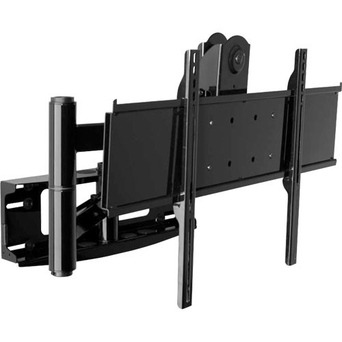 Peerless-AV Articulating Wall Arm, Model PLA50UNLGB (Gloss Black)