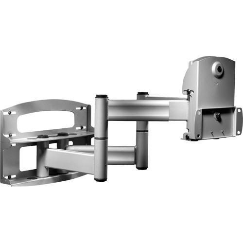 Peerless-AV Articulating Dual-Arm, Model PLAV70S (Silver)