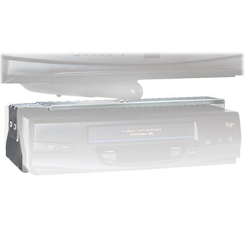 Peerless-AV Adjustable VCR/DVD/DVR Mount, Model PM47S (Silver)