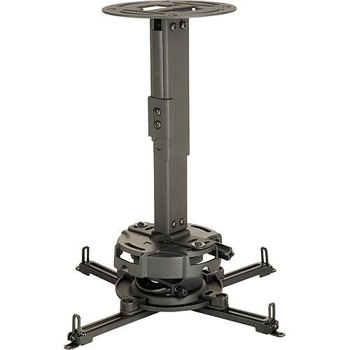 Peerless-AV PRG-EXA Adjustable Projector Ceiling/Wall Mount Kit (Black)