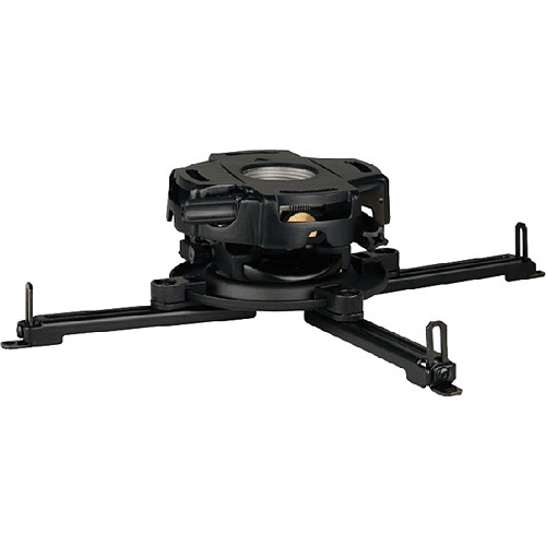 Peerless-AV PRG Precision Gear Projector Mount for Projectors Weighing Up to 50 lb (Black)