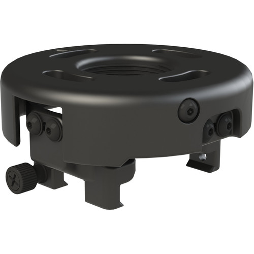 Peerless-AV PRS-45 Clamp-Style Universal Projector Mount Kit (Black)