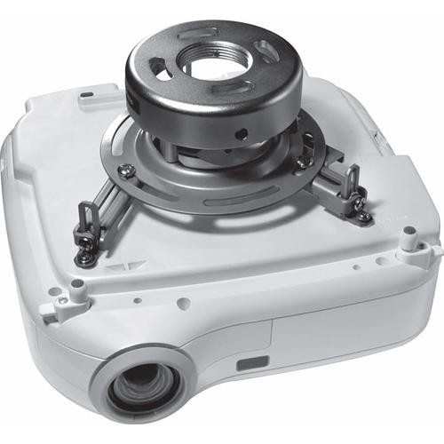 Peerless Industries PRS-1(W) Low-Profile Projector Mount (White)