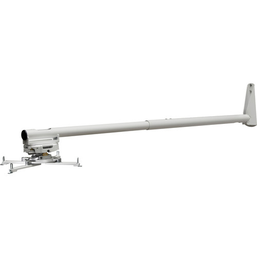 Peerless-AV Throw Projector Arm & Mount (White)