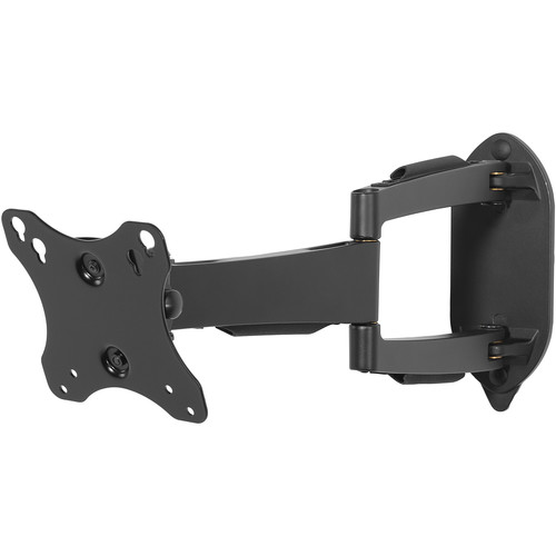 "Peerless-AV SmartMount Articulating Wall Mount for 10 to 22"" Displays (Black)"