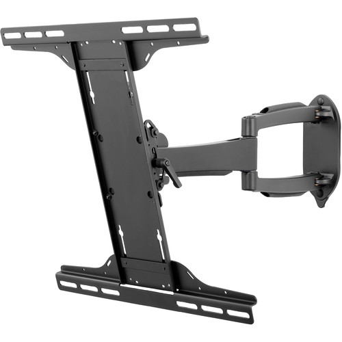 "Peerless-AV SmartMount Articulating Wall Mount for 26 to 46"" Displays (Black)"