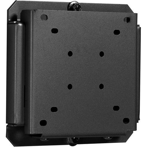 """Peerless-AV SF630  Universal Flat Wall Mount for 10-24"""" Displays (Black)"""
