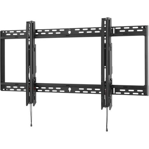 Peerless-AV Universal Flat Wall Mount, Model SF670P  (Black)