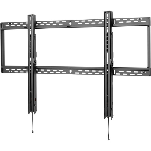 Peerless-AV Universal Flat Mount, Model SF680P  (Black)