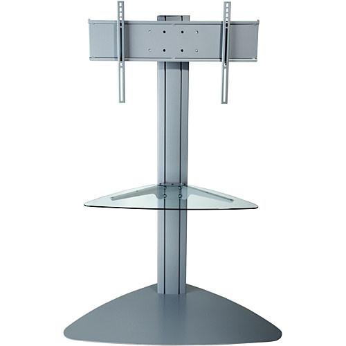 """Peerless-AV SGLS01  32 - 50"""" Flat Panel TV Stand in Silver"""