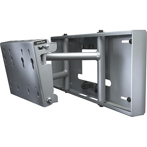 """Peerless-AV SP850P Pull-Out Swivel Wall Mount for 26 - 50"""" Displays (Silver)"""