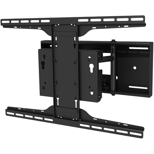 "Peerless-AV SP850-UNLP-GB Pull-Out Pivot Wall Mount for 32-80"" Displays (Black)"