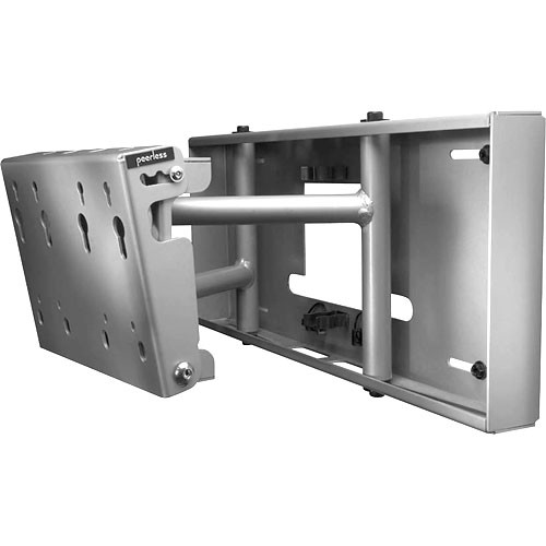 "Peerless-AV SP850-UNLP-GS Pull-Out Pivot Wall Mount for 32-80"" Displays (Silver)"