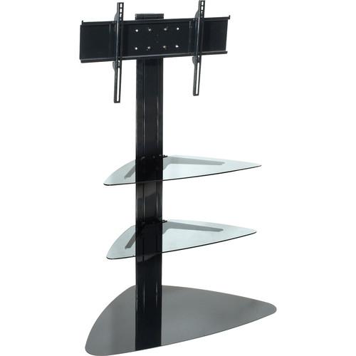 """Peerless-AV Flat Panel TV Stand for 32-50"""" TVs, Model SS550-P  (Black)"""