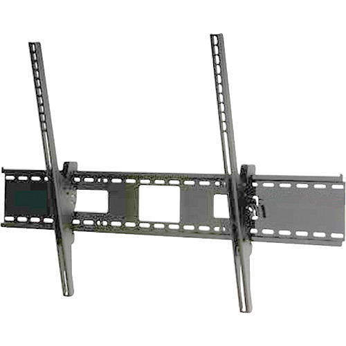 "Peerless-AV ST680P-S Tilt Wall Mount with Phillips Screws for 60 to 95"" TVs (Silver)"
