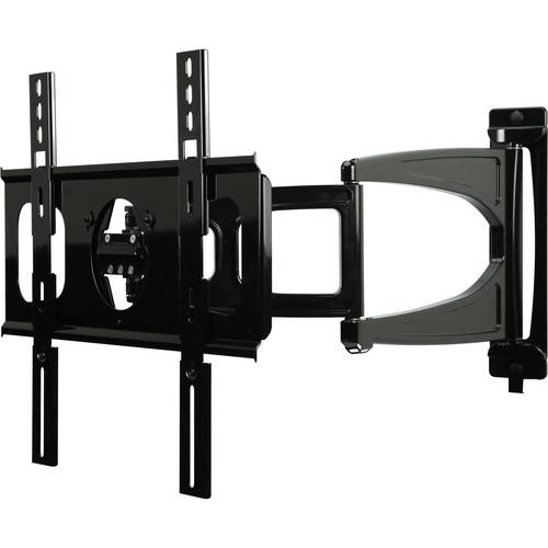 Peerless-AV SUA746PU Universal Ultra-Slim Articulating Arm TV Wall Mount (Black)