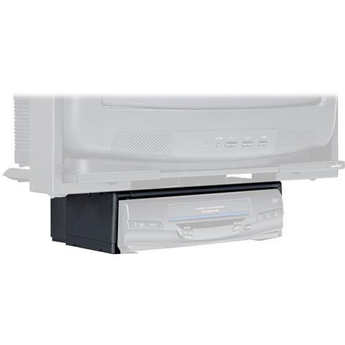 Peerless-AV SVPM45-S VCR/DVD/DVR Security Mount (Black)