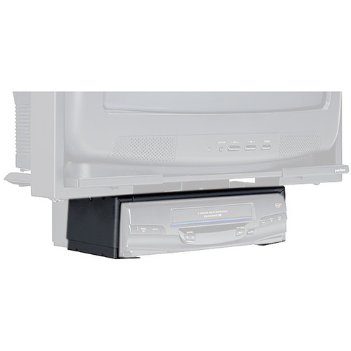 Peerless-AV VCR/DVD/DVR Mount, Model VPM25-J  (Black)