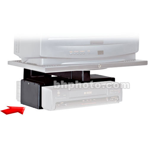 Peerless-AV VCR/DVD/DVR Mount, Model VPM40-J (Black)
