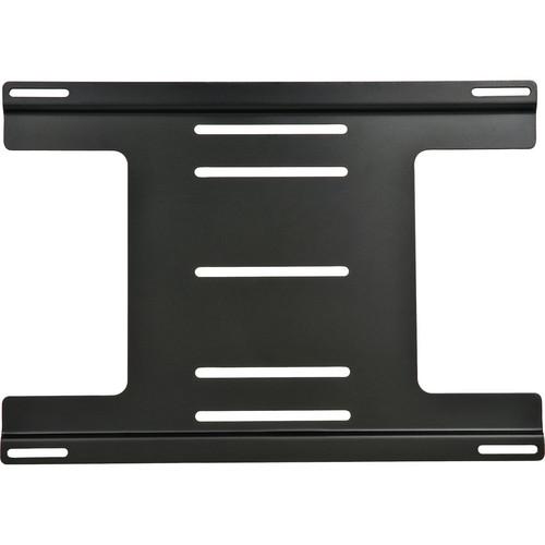 Peerless-AV Short-Throw Double Stud Wall Plate (Black)