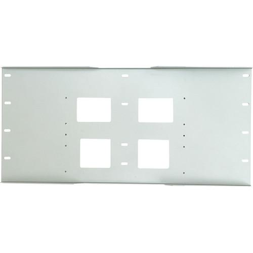 Peerless-AV Triple Stud Wall Plate, Model WSP-716W  (White )