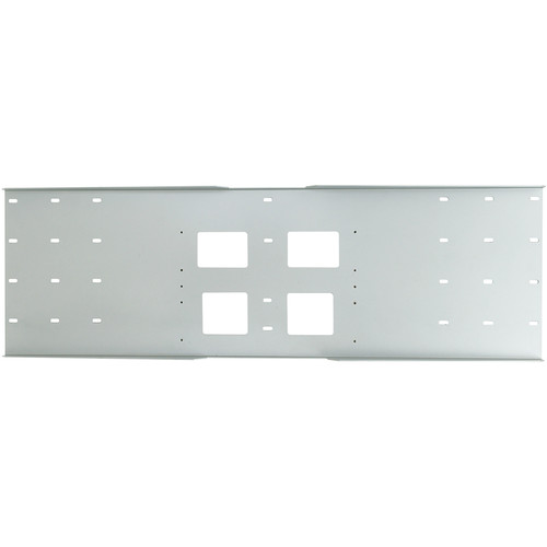 Peerless-AV Triple-Stud Wall Plate, Model WSP-724W (White)