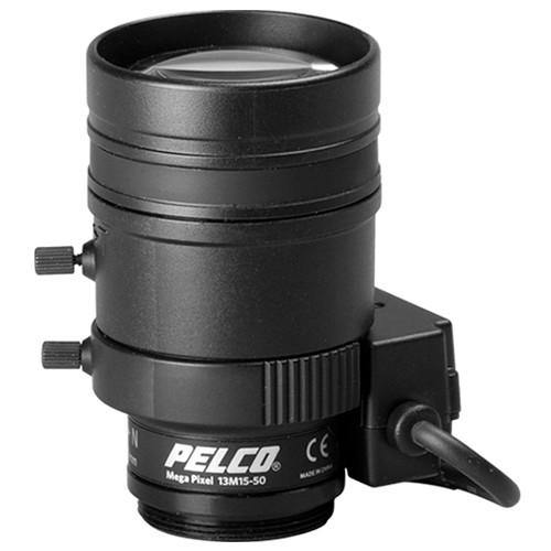 Pelco 13M Megapixel Varifocal Lens (15-50mm)