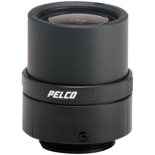 """Pelco 13VA38  Varifocal Lens (1/3"""", Manual Iris, 3-8mm, CS)"""