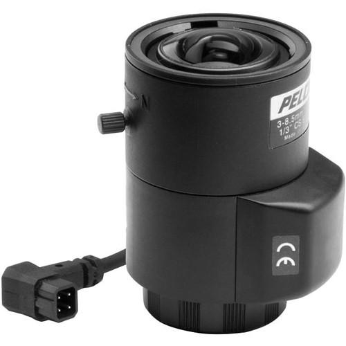 """Pelco 1/3"""" 3-8.5mm Varifocal Auto Iris IR Lens"""
