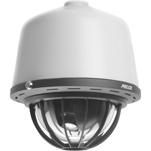 Pelco BB4NHD-PG Heavy Duty Spectra IV IP Pendant Mount Back Box (Gray)