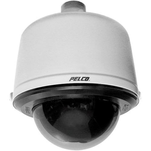 Pelco BB4-PRS-E  Spectra IV Pressurized Environmental  Pendant Back Box (Single-Mode Fiber Feedthrough)