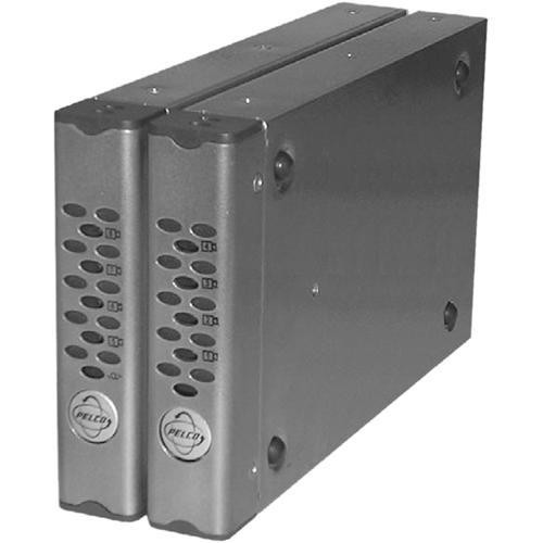 Pelco CT8308SFCR 8-CH Video  Fiber Transmitter w/Conformal Coating - Single Mode (FC Connector)