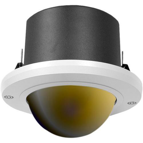 "Pelco DF5-3 5"" In-Ceiling Fixed Mount Dome (Gold)"