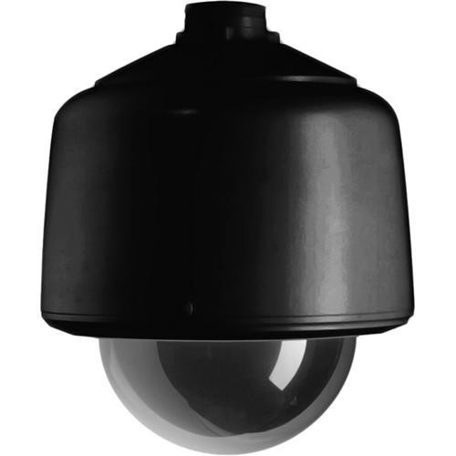 "Pelco DF5-PB-0 5"" Black Pendant Fixed Mount Dome (Smoked)"