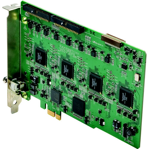 Pelco 8-Channel MUX Card for DX8108