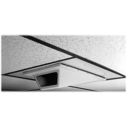 Pelco EH1000 Indoor In-Ceiling Wedge Enclosure