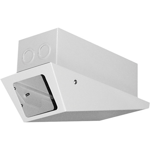 Pelco EH2100P Low Profile Ceiling Wedge Style Enclosure