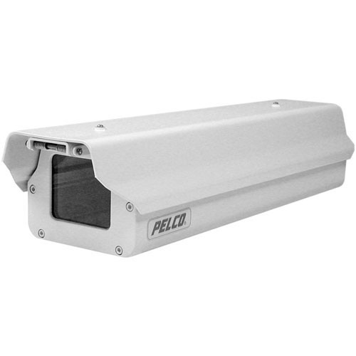"Pelco EH3512-2 12"" Outdoor Camera Housing with Heater Blower and Defroster"