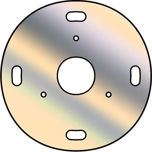 Pelco EPP Pedestal Adapter Plate for Esprit System